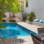tiny swimming pools for small side yard