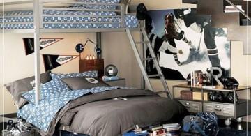 tomboy teenage girls room inspiration designs