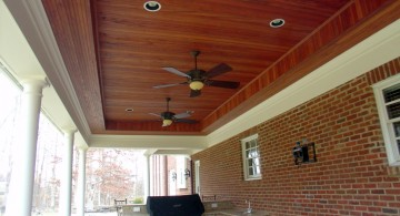 tray ceiling bedroom laminated with wood