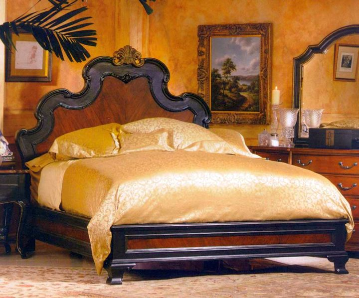 Simple 2 bedroom home plans - 20 Good Looking Tuscan Style Bedroom Furniture Designs