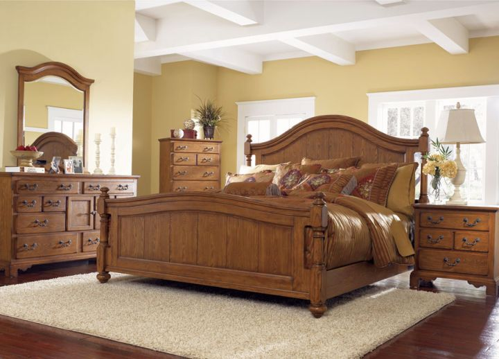 20 good looking tuscan style bedroom furniture designs - Jcpenney childrens bedroom furniture ...