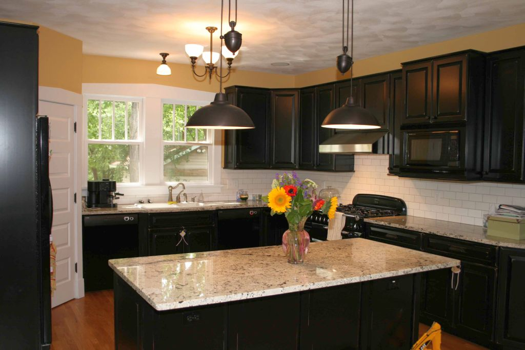 Single Pendant Lighting Over Kitchen Island My Web Value - Large pendant lights over island