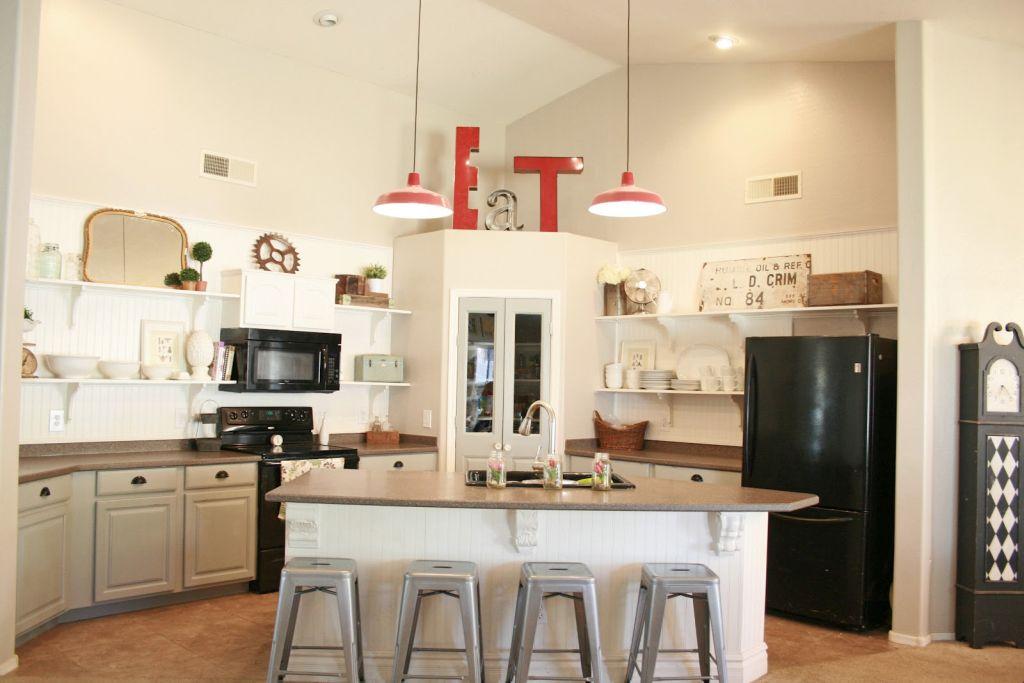 20 amazing mini pendant lights over kitchen island