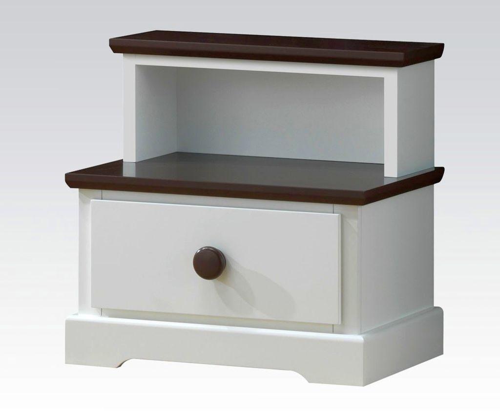 20 Minimalist and Modern Nightstands White Designs