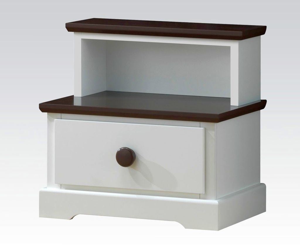 Modern Nightstand With Drawers Carneal Drawer Nightstand