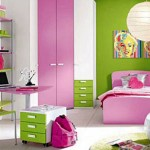two toned awesome rooms for girls