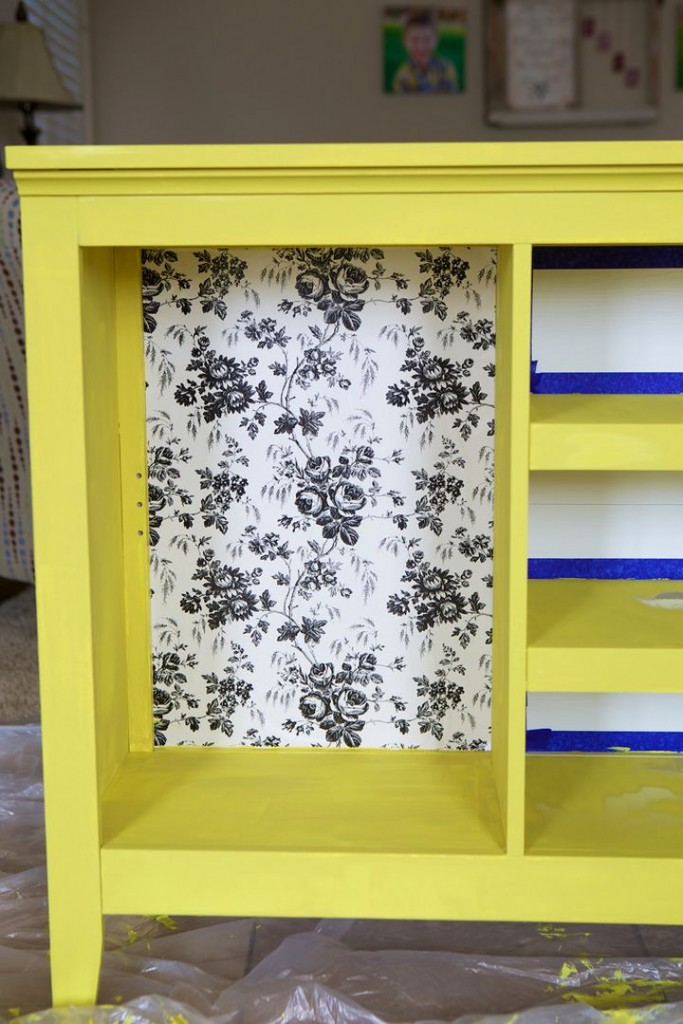 17 Creative Ideas Of Contact Paper Makeover For Furniture