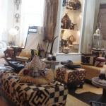 unique african living room decor