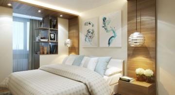 unique contemporary bedroom wall panel design ideas