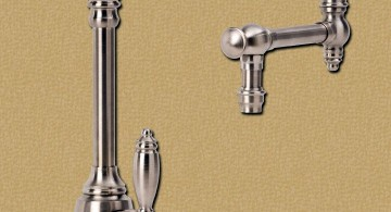 unique kitchen faucets with long handle