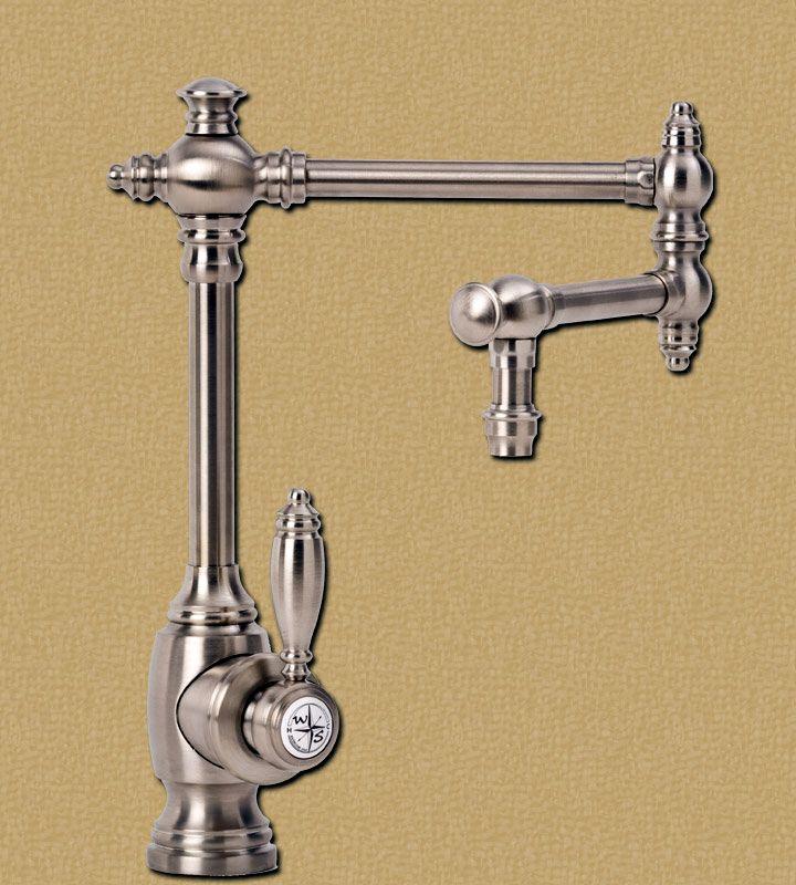 unique kitchen faucets with long handle