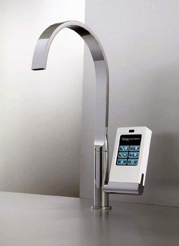 Gallery For Unique Kitchen Faucet Designs