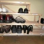 unique shoe cabinets design ideas