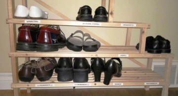 unique shoe cabinets design ideas