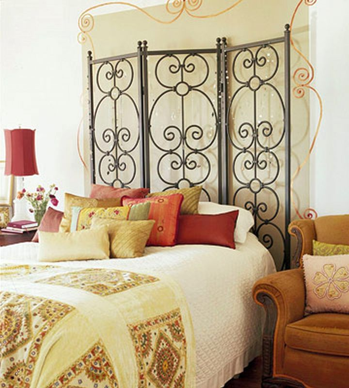 Unique tall headboard tuscan style bedroom furniture Tuscan style bedroom furniture
