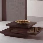 unique wood coffee table designs