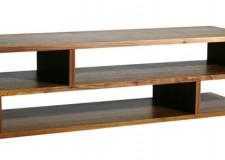 unique zigzag wood coffee table designs