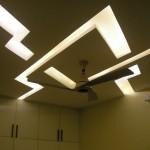 uniquely textured drop ceiling decorating ideas