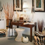 various vases african living room decor