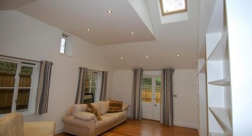 vaulted ceilings for apartments