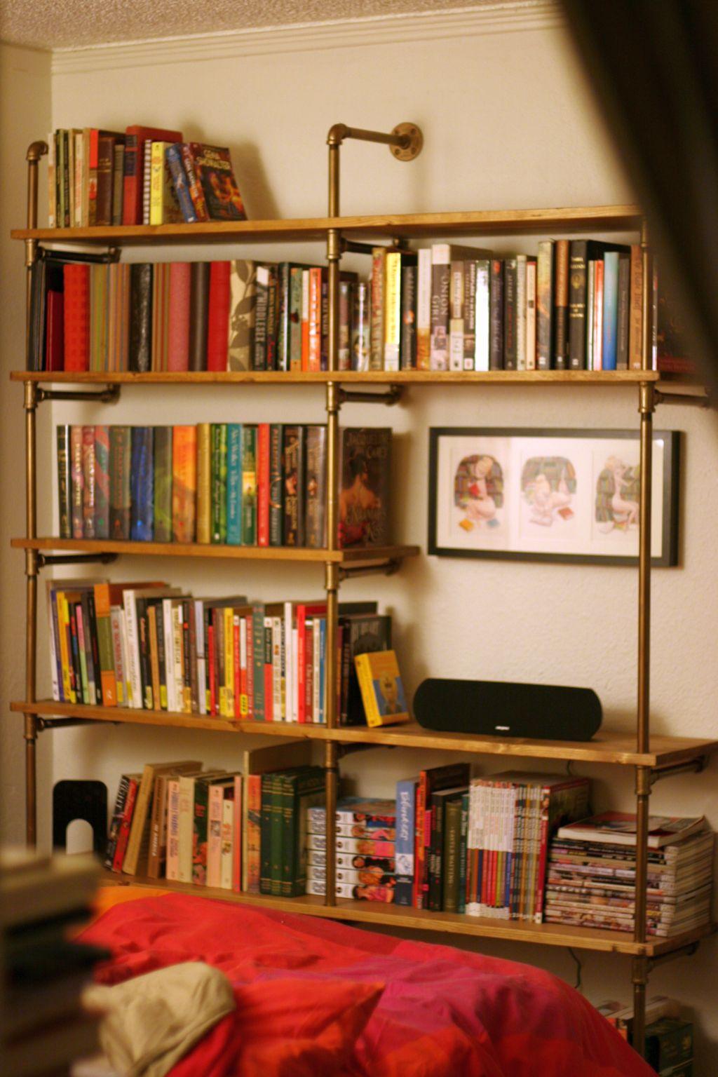 vintage industrial bookcase designs for dorm room rh myaustinelite com Dorm Room Microwave Dorm Room Sofa