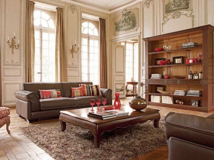 vintage living room ideas for a Victorian room