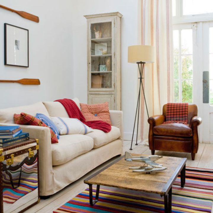 vintage living room ideas for small apartments
