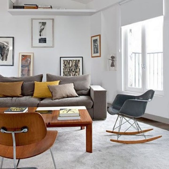 20 Inviting Vintage Living Room Ideas