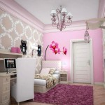 vintage looking awesome rooms for girls with small space