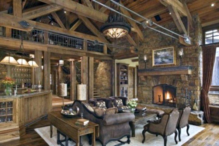 rustic colorful vintage living room ideas | vintage rustic living room ideas