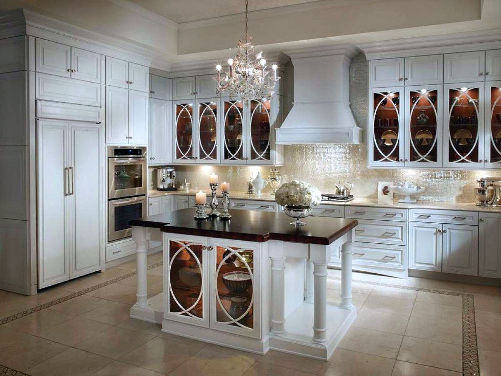 Ideas For Old Glass Cabinet Doors Ideas On Installing The Best