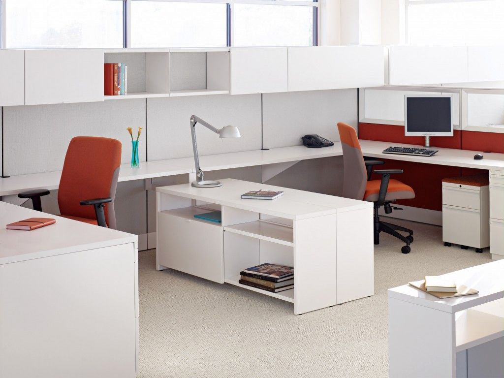 20 modern minimalist office furniture designs for Home office furniture images