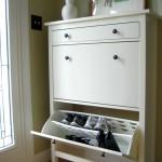 white shoe cabinets design ideas
