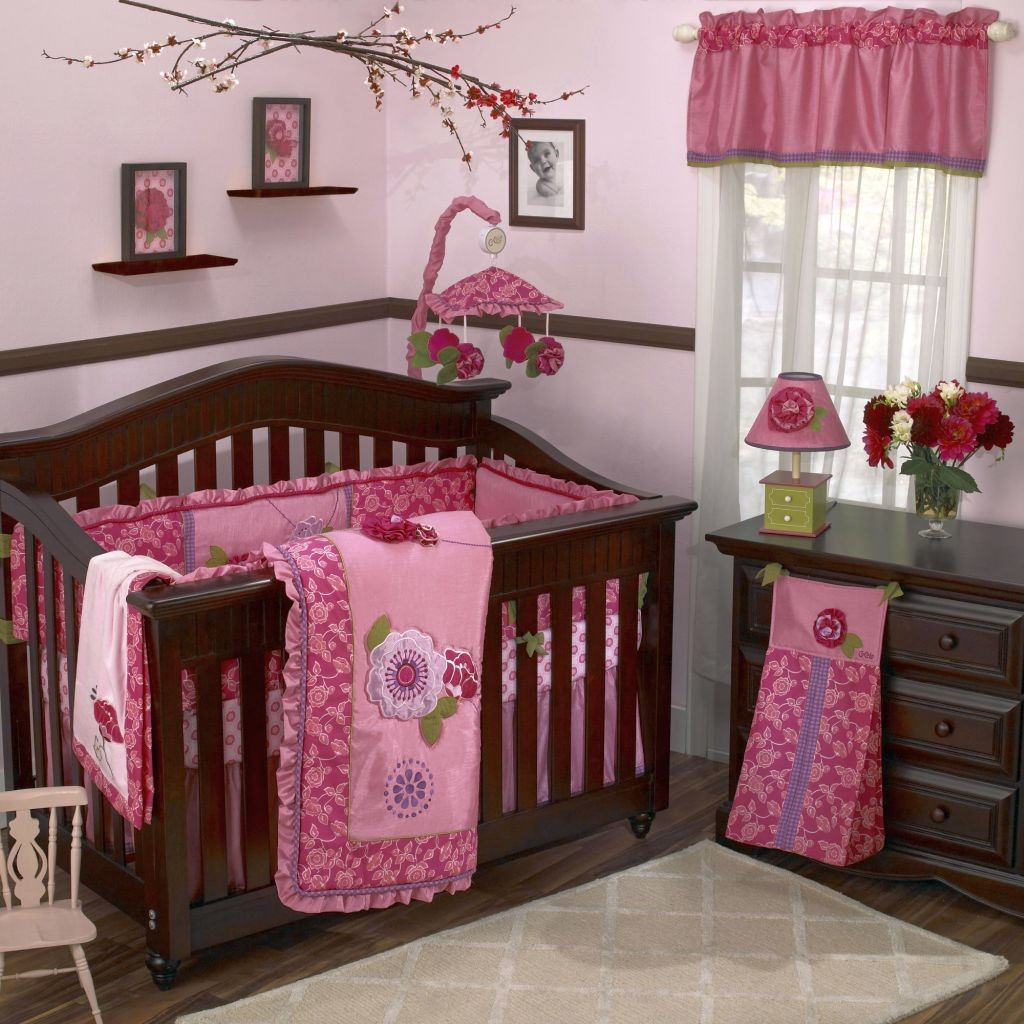 Angel Themed Design For A Baby Girl S Nursery: 20 Cutest Themes For Pink Baby Room Ideas