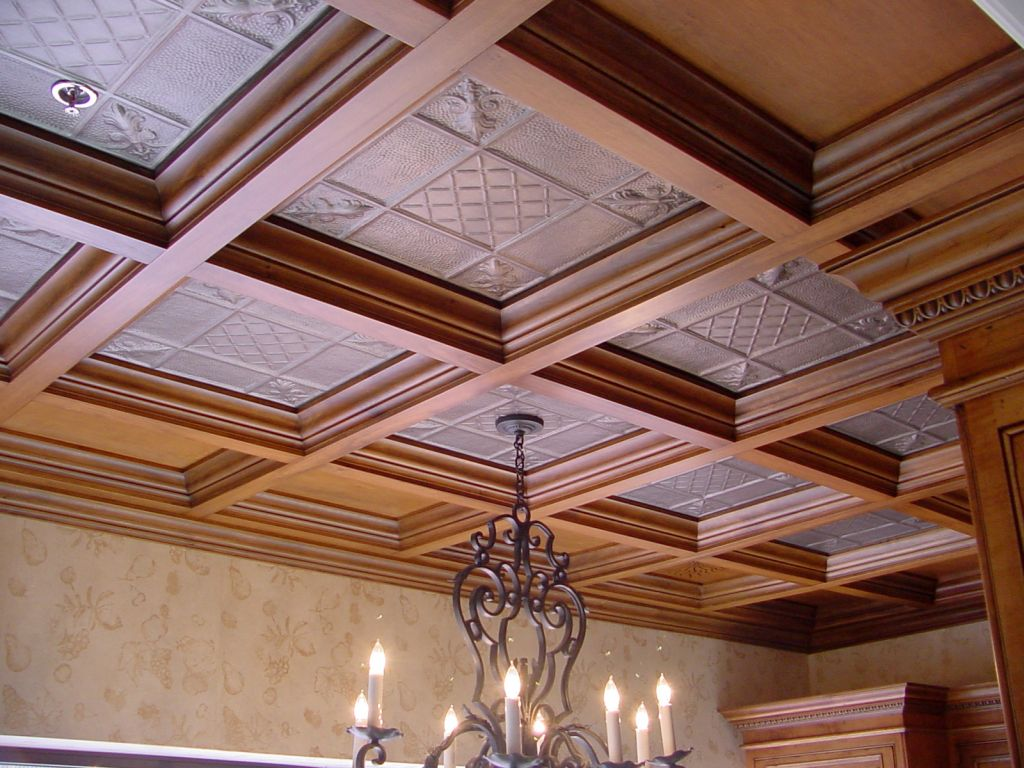 19 Stunning Drop Ceiling Decorating Ideas