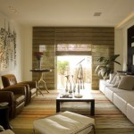 zen living room ideas for small houses with modern furnitures
