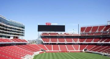 49ers Museum field