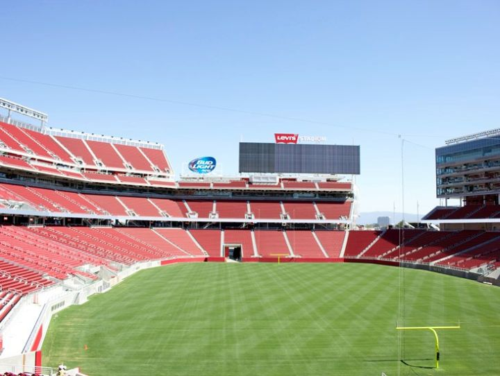 49ers Museum field view