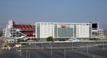 49ers Museum front view
