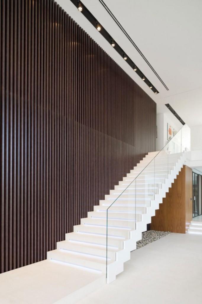Agalarov Estate main stairs