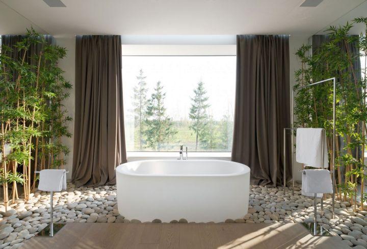 Agalarov Estate master bathroom