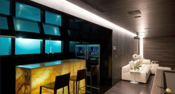 Agalarov Estate mini bar