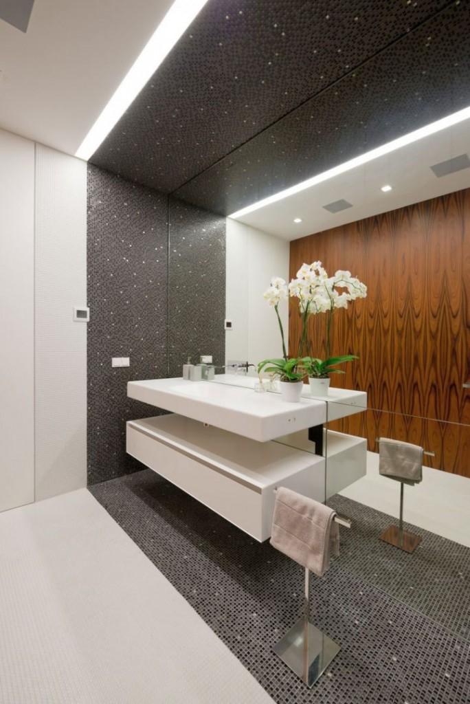 Agalarov Estate vanity sink
