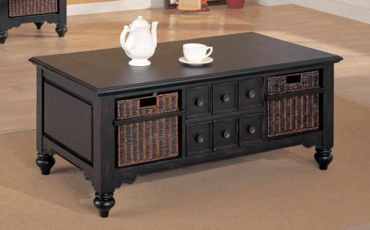 Asian style trunk coffee table