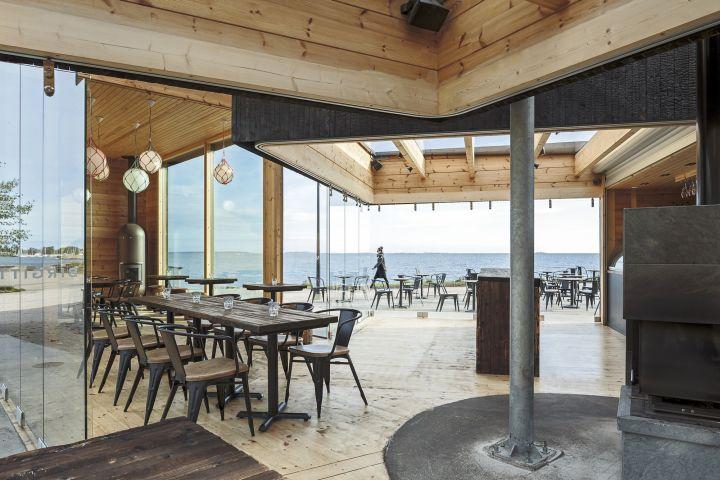 Cafe Birgitta entrance