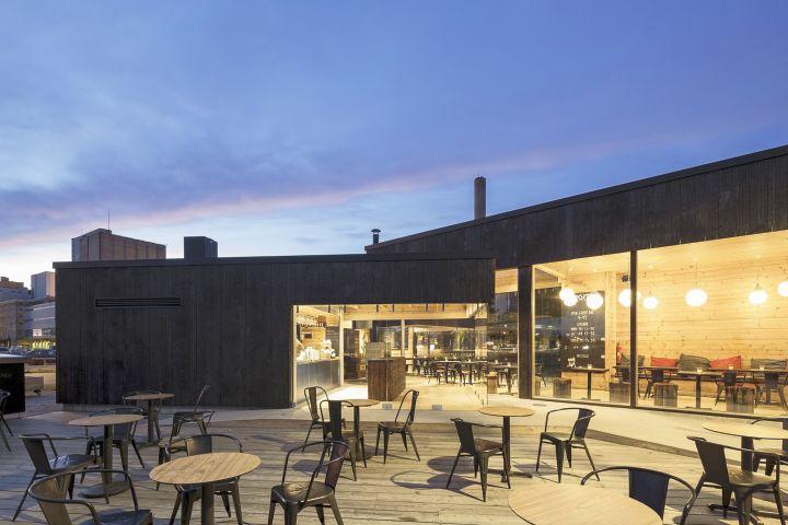 Cafe Birgitta outdoor