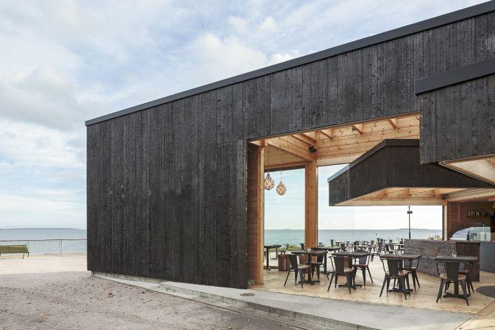 Cafe Birgitta parking lot