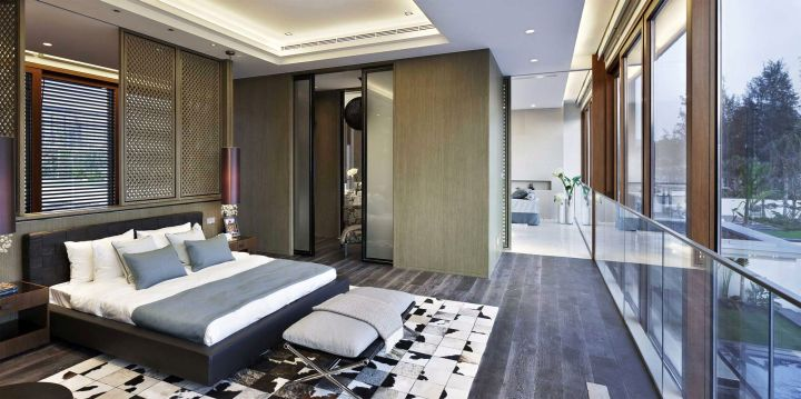 Chenglu Villa house nine bedroom