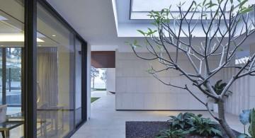 Chenglu Villa house nine outer hallway