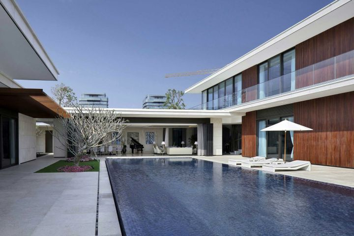 Chenglu Villa house nine pool